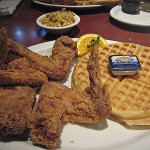 Gladys Knight and Ron Winans' Chicken & Waffles