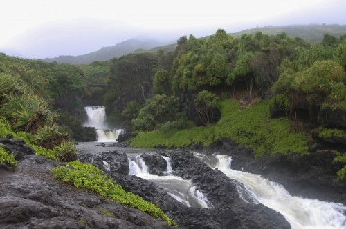 Seven Sacred Pools, Road to Hana, Maui