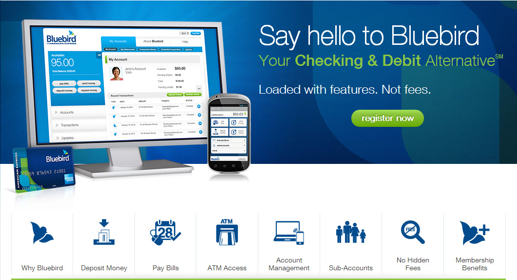 Bluebird & Serve Increase Daily Load Limit to $2500