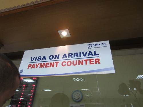 This is what you're looking for when you get off the plane