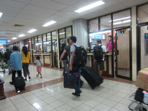 Me exchanging for some Indonesian Rupiah