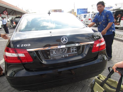 Picked up in style