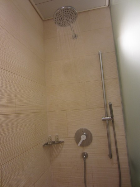 Another welcomed rainfall shower