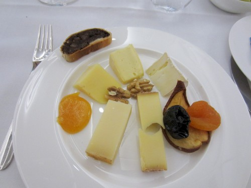 Another after dinner cheese plate