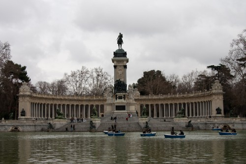 Monument to Alfonso XII