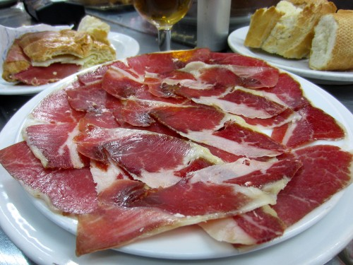 Jamón ibèrico from Museo del Jamòn