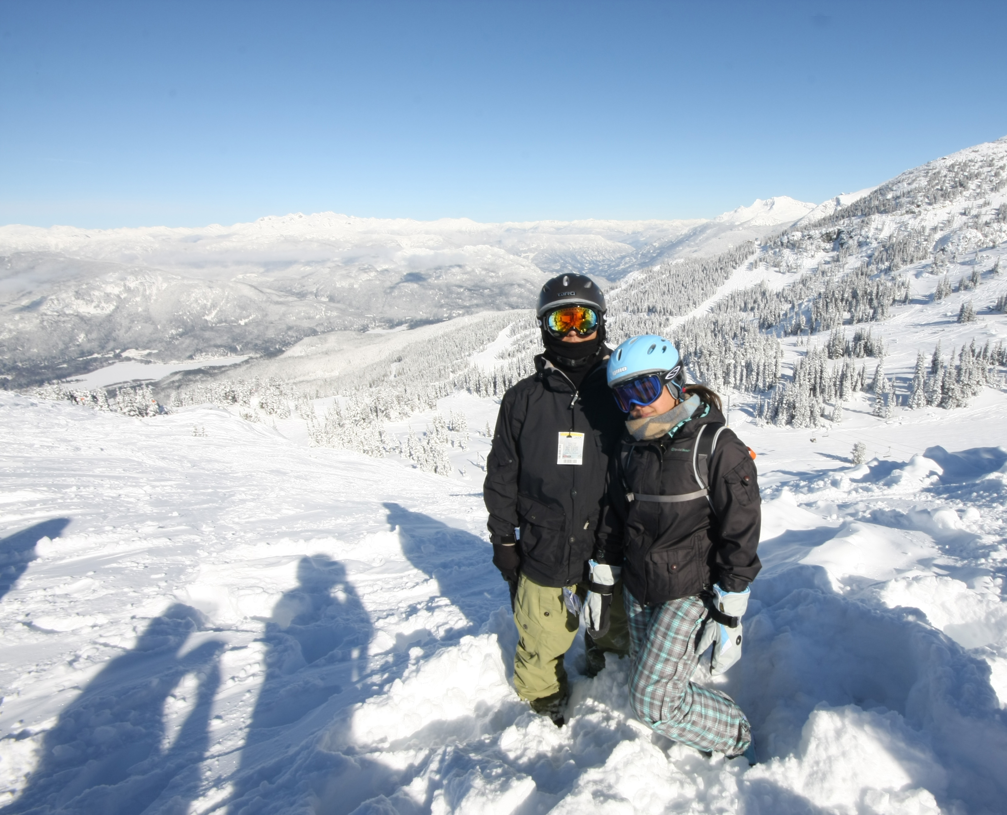 Snowboarding in Whistler: Introduction