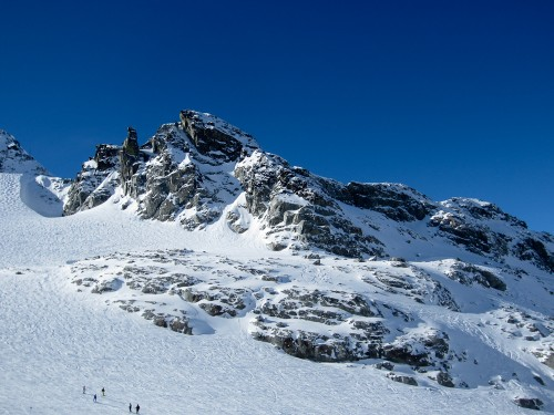 Blackcomb Glacier 2013