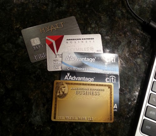 My Latest Credit Card Haul