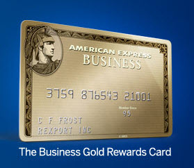 My latest credit card haul the hustle blog for Amex gold business card