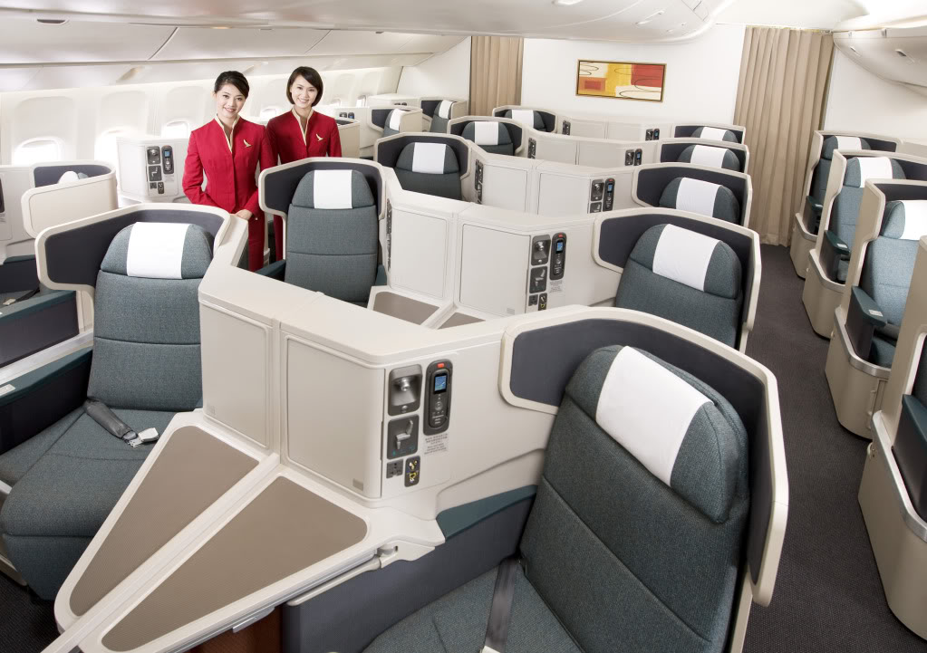 Cathay Pacific's Newest Route EWR-HKG