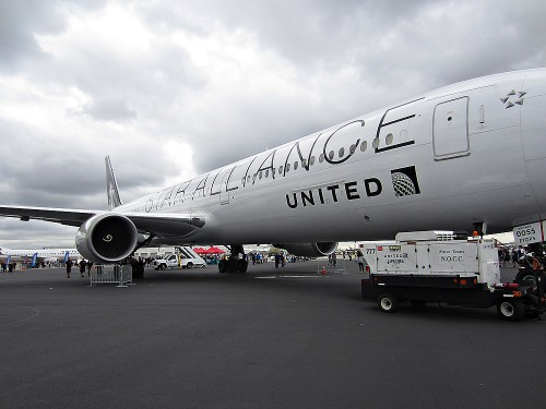 United 767-400 Star Alliance Livery