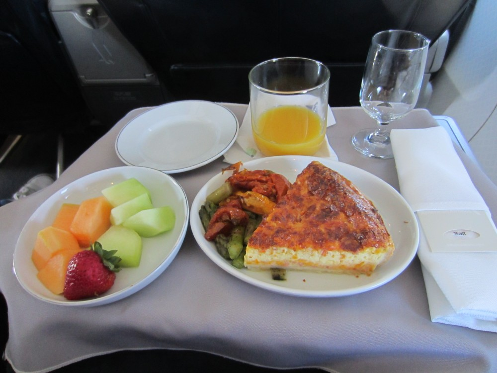 Hawaii Mileage Run: American Airlines First Class LGA-DFW