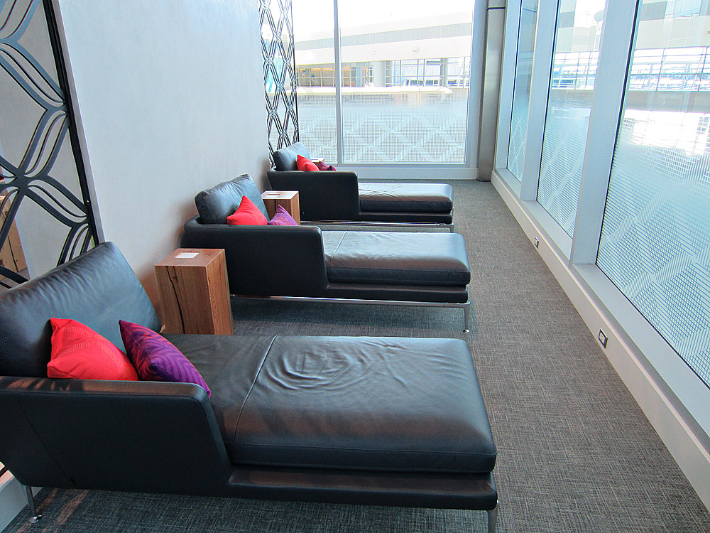 The Newest American Express Centurion Lounge The Hustle