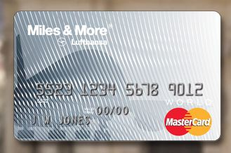 50K is Back! Barclays Miles & More World MasterCard