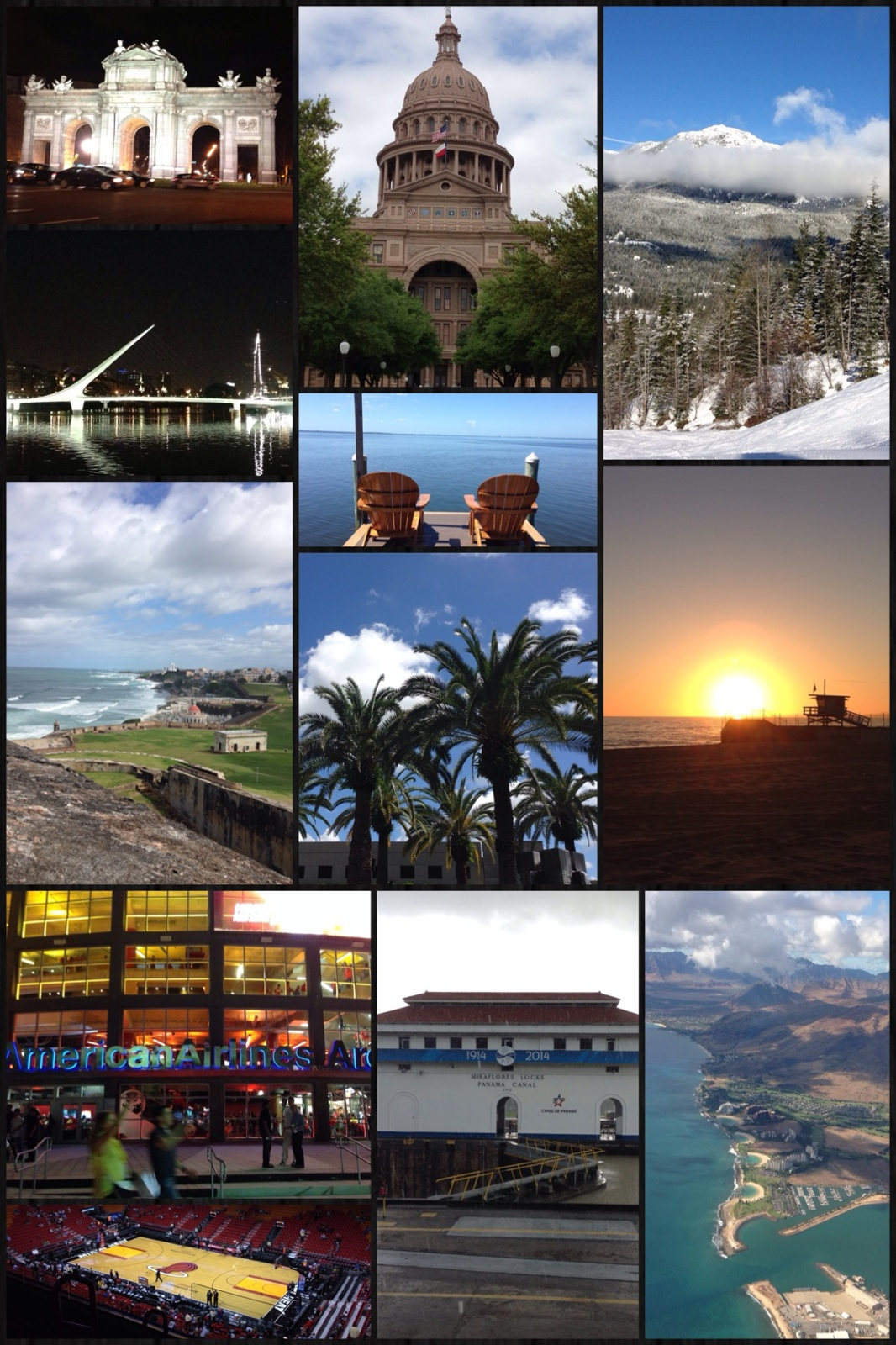 2013 Travel in Review