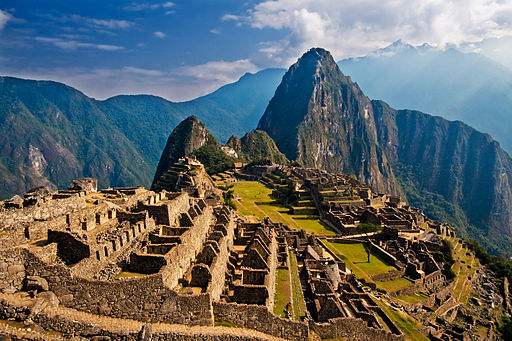 A Machu Picchu Anniversary: Introduction