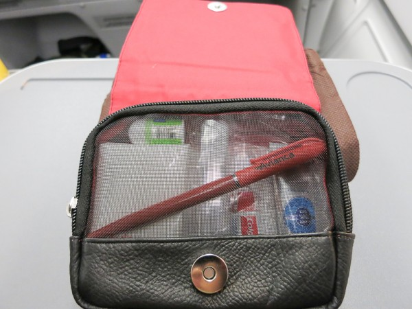 Avianca A330 Business Class Amenity Kit