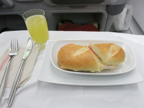 Avianca A330 Business Class