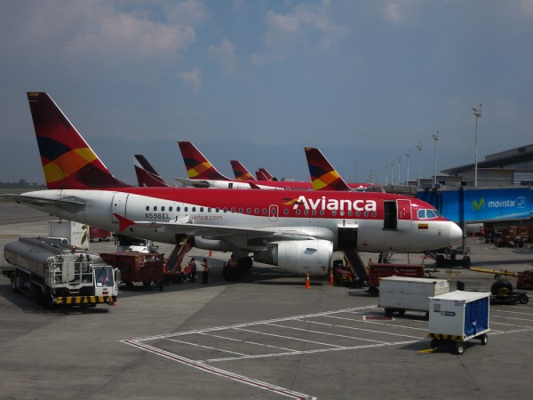 Avianca Country