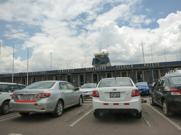 Alejandro Velasco Astete International Airport