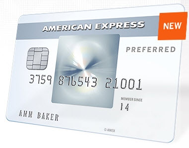 My New American Express EveryDay Preferred Credit Card