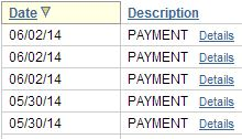 Multiple Evolve Payments