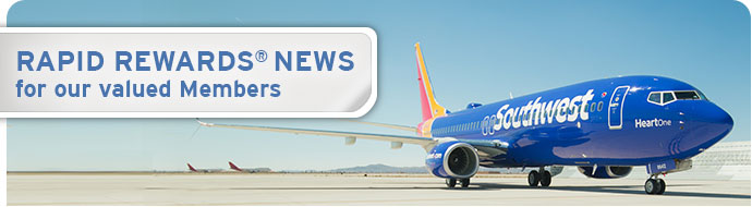 Probable Southwest Rapid Rewards Devaluation