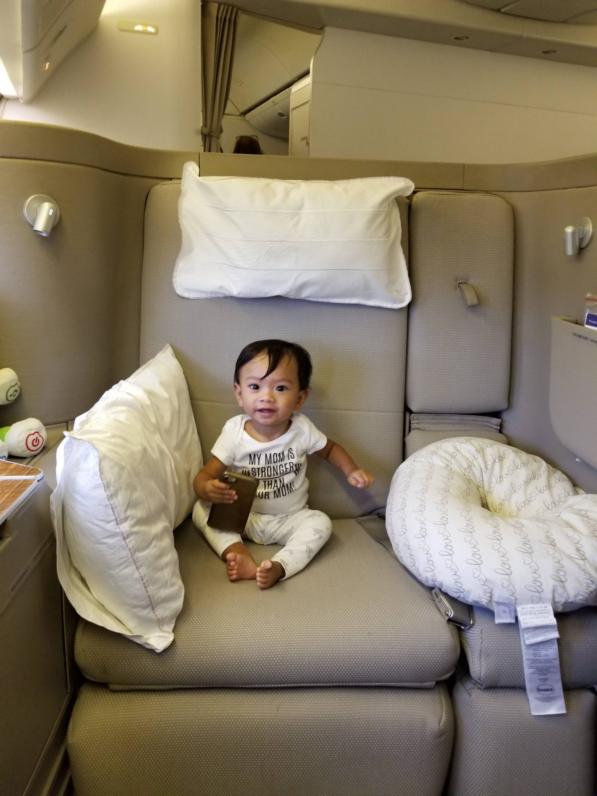 Using Miles to Get Myles Home: Tips on Lap Infant Award Tickets